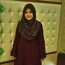 Profilo utente di Shafa