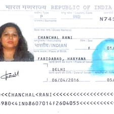 Perfil de usuario de Chanchal