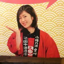 由芽子さんのプロフィール