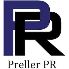 Perfil do utilizador de Preller
