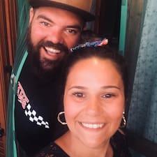 Silvia & Nicola felhasználói profilja