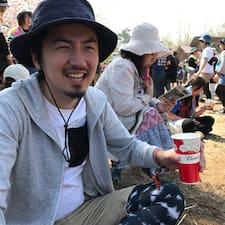 Perfil de usuario de Takuya