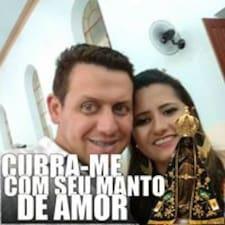 Liliane Araujo Silva的用戶個人資料