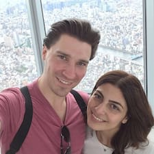 Kyle And Pegah User Profile