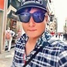 Perfil do utilizador de 종훈