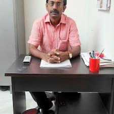 Profil utilisateur de Shankara Rao