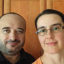 โพรไฟล์ผู้ใช้ Sándor & Gyöngyi