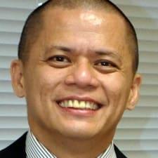 Profil Pengguna Joselito Ranara