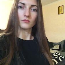 Perfil de usuario de Anastasiya