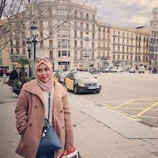 Siti Nur User Profile