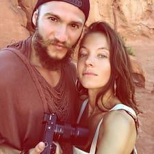 Louise & Igor Superhost házigazda.