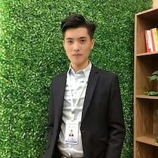 宇哲 felhasználói profilja