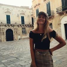 Anne-Sophie - Uživatelský profil