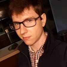 Eddie - Uživatelský profil