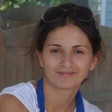Ruzanna - Uživatelský profil