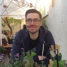 Profil utilisateur de Tobias