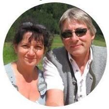 Gebruikersprofiel Annemaria   Und  Bernd