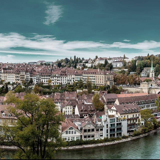 Guidebook for Bern