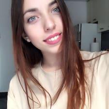 Demetra - Uživatelský profil