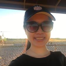 Yue Fei - Uživatelský profil