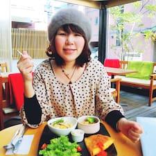 Henkilön Chikako käyttäjäprofiili
