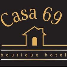 Casa 69 User Profile