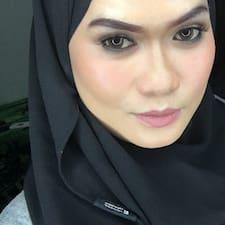 Profil utilisateur de Rafidah