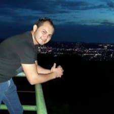 Estefan User Profile