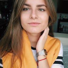Profil utilisateur de Кира