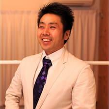 Profil korisnika Toshi