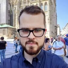 Profil Pengguna Nikolay