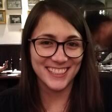 Maria Paz felhasználói profilja