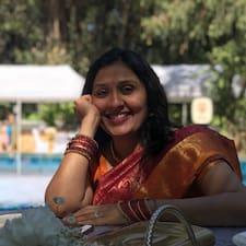 Prasanthi Brukerprofil