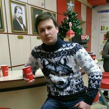 Henkilön Олег käyttäjäprofiili
