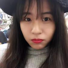 Perfil do utilizador de Xinyu