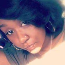 Chantelle felhasználói profilja