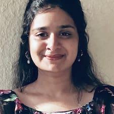 Bhavya felhasználói profilja