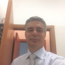 Användarprofil för Claudio
