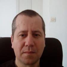 Profil utilisateur de Mikael