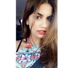 Perfil do usuário de Camila