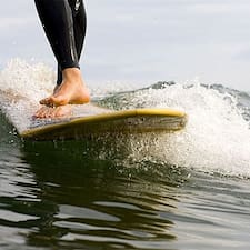 Henkilön Surf käyttäjäprofiili