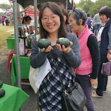 Mei Ying User Profile