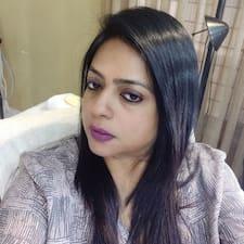 Profilo utente di Anuradha