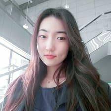 Henkilön Jinyoung käyttäjäprofiili