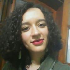 Maria Clara felhasználói profilja
