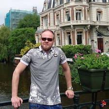 Tom-Kristian User Profile