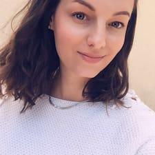 Cloé - Uživatelský profil