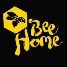 Bee Home - Uživatelský profil