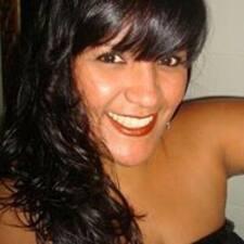 Lucimeire felhasználói profilja