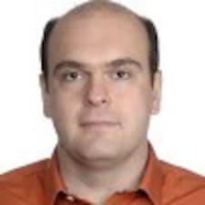 Gebruikersprofiel Pedram